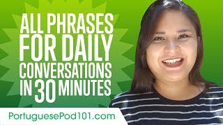 Baixar All Phrases You Need for Daily Conversations in Portuguese