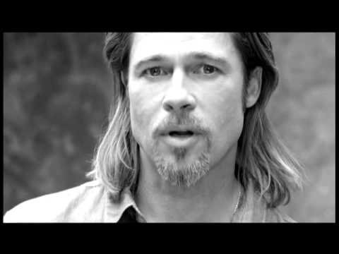 Brad Pitt for CHANEL No 5 - There You Are