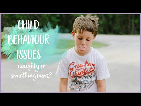 How To Identify Child Behaviour Issues   Ask The Doctor