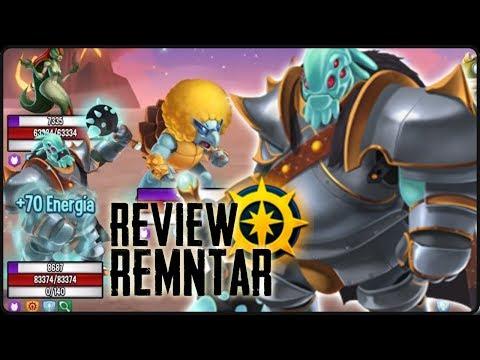 WARMASTER REMNSTAR (LV 130) REVIEW - Monster Legends