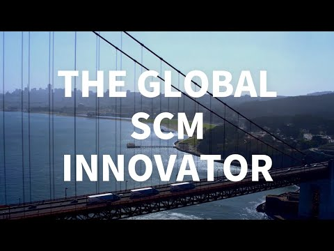 Say hello to CJ Logistics, the Global SCM Innovator.