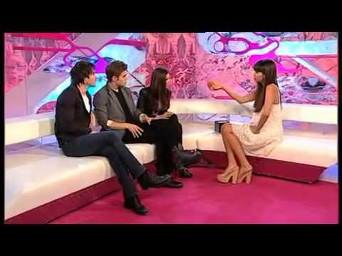 T4 Interview - Paul Wesley & Nina Dobrev