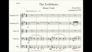 [HOBBIT: AUJ] The Trollshaws - Brass Quintet
