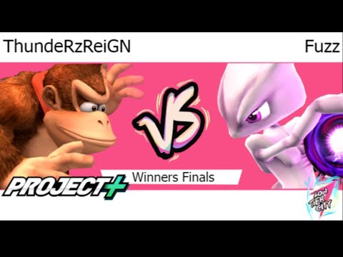 LTC7  - P- | ThundeRzReiGN (DK, C Falcon) Vs GS | Fuzz (Mewtwo) Winners Finals - P+