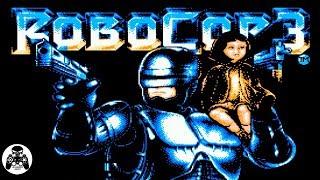 RoboCop 3. Dendy/NES/Famicom. Прохождение