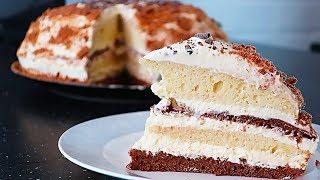 Торт Сметанник. Безумно вкусно, а делать просто. Классический рецепт