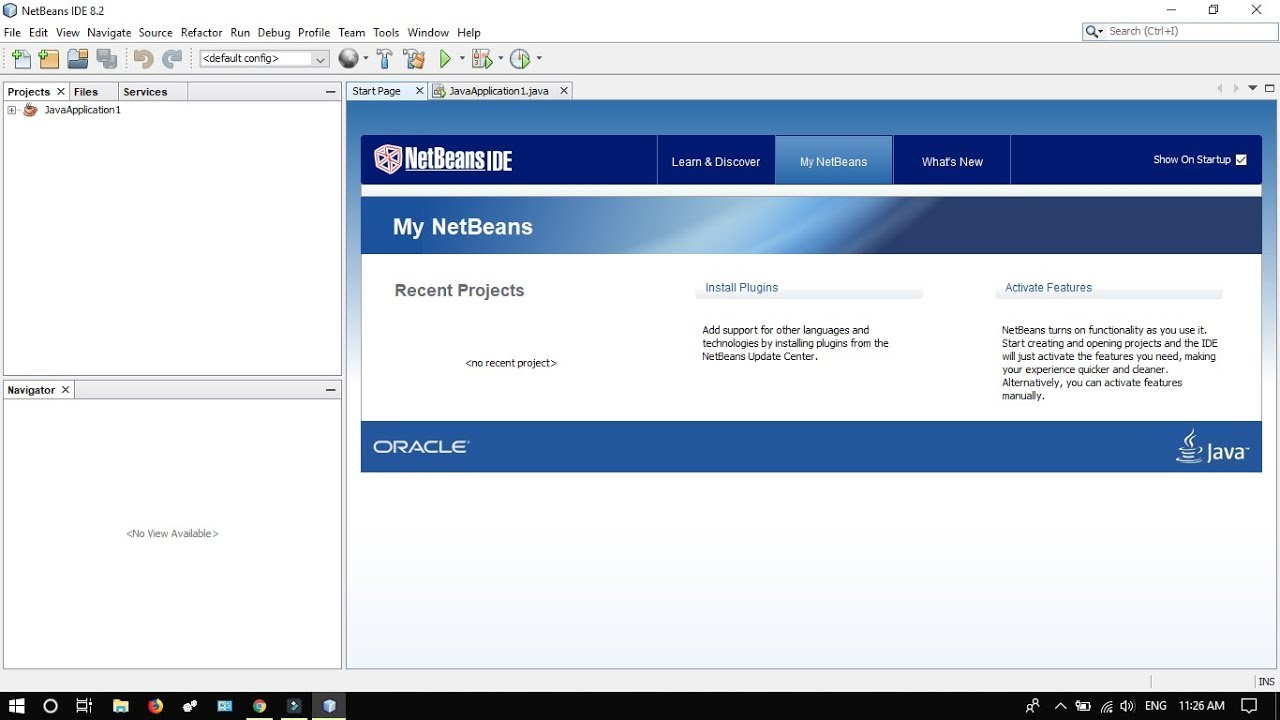 How to download and install NetBeans IDE on windows 10