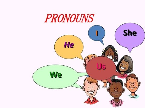 Pronouns on the SAT