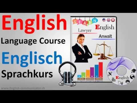 Lawyer  Anwalt Englisch Sprachkurse English language Künten Küsnacht Küttigen  Laupersdorf