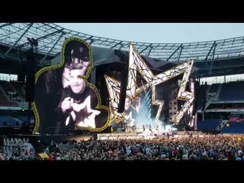 Robbie Williams Rudebox / Kids LIVE Germany Hannover 11.07.2017  HD