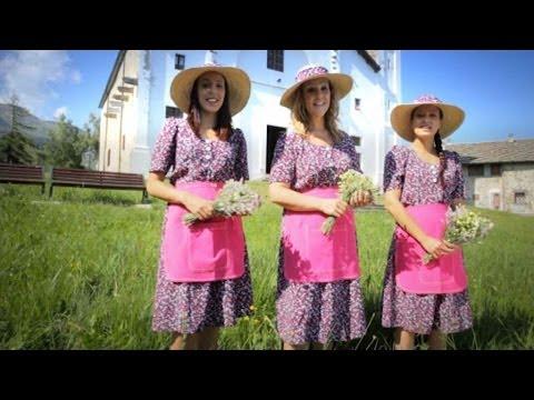 Le Mondine - Quel Mazzolin di fiori (Video Ufficiale)
