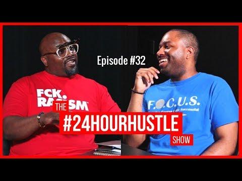 Lee Davis, College Dropout, & Your Business Road Map | #24HourHustle Ep. 32
