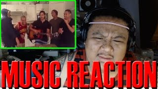 Music Reaction Unchained Melody Stan Walker Friends.mp3