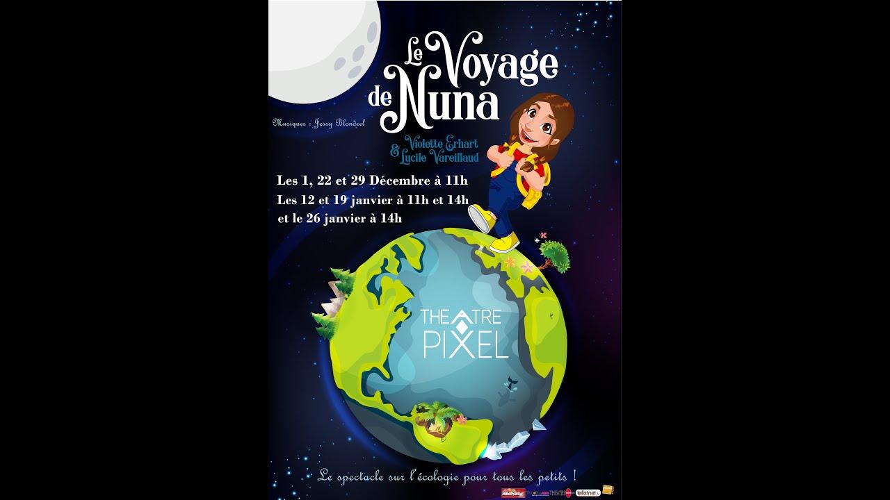 Le voyage de Nuna Teaser