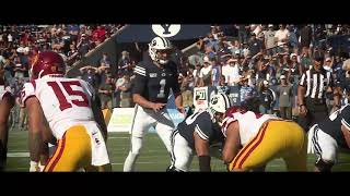 College Football Recap: #24 USC Trojans vs BYU Cougars