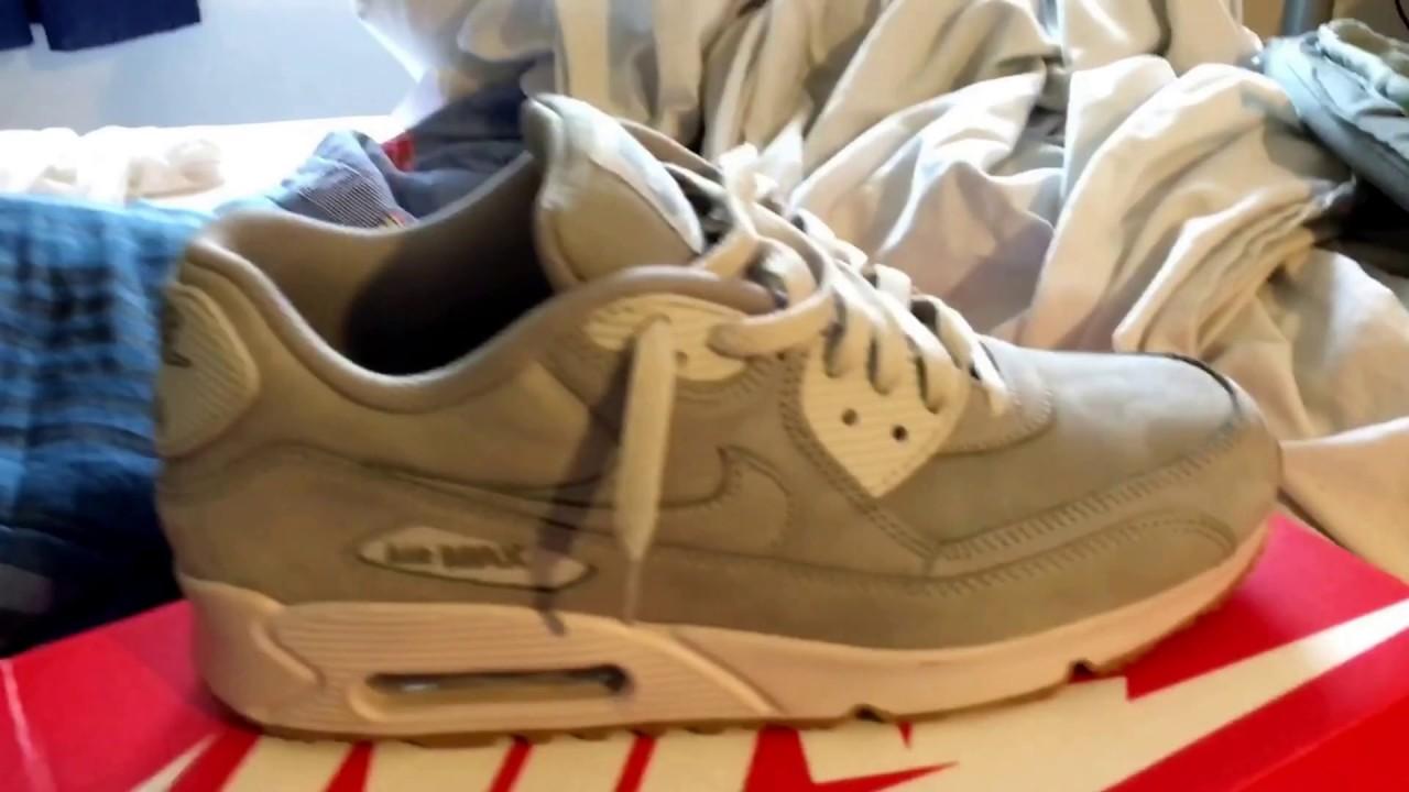 sports shoes 1320a 95d44 Nike air max 90 winter prm   On Feet   rare air max 90