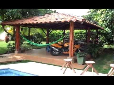 Kioscos de colombia 10 doovi for Disenos de kioscos de madera