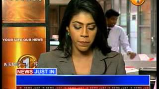 1PM Newsfirst Lunch time Shakthi TV  29th September 2014