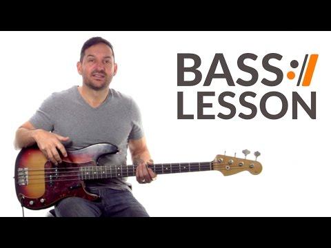 Happy Day - Tim Hughes // Bass Tutorial