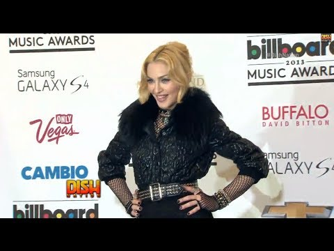 Madonna To Detroit's Rescue