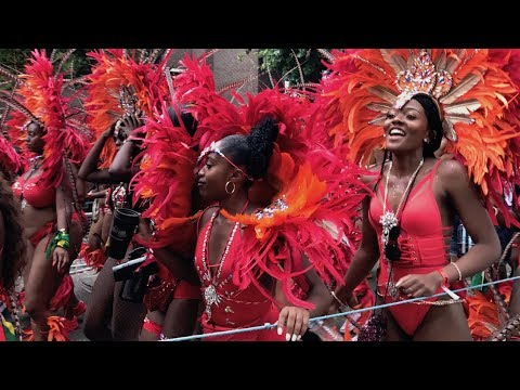 Notting Hill Carnival 2017, Ultimate Rejects Full Extreme London Remix