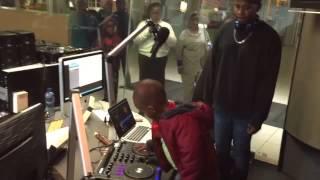 Dj Arch Jnr Live on Metro FM