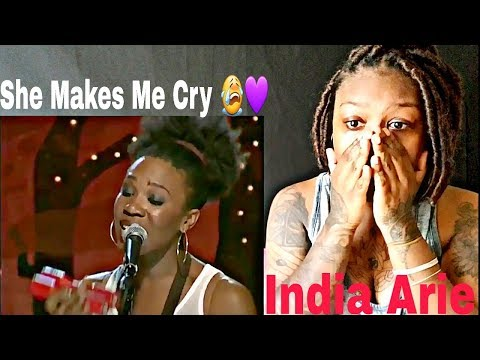 I Am Not My Hair - India Arie (REACTION)