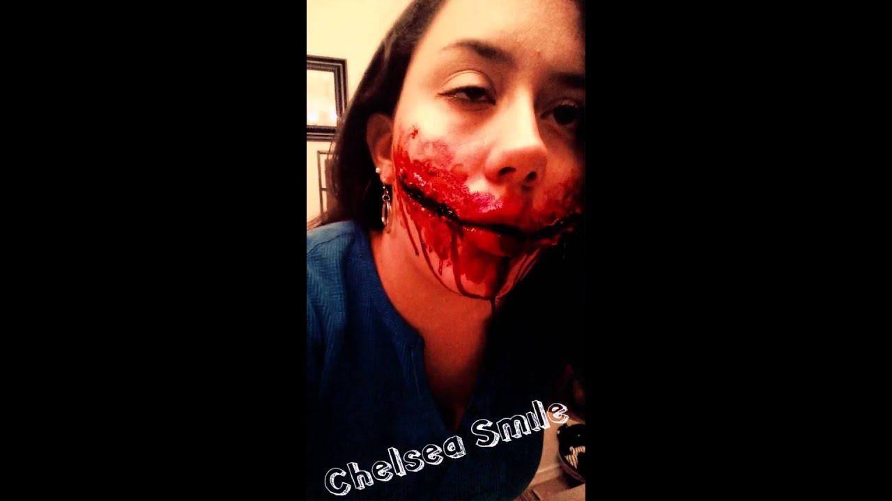 Chelsea Grinsen