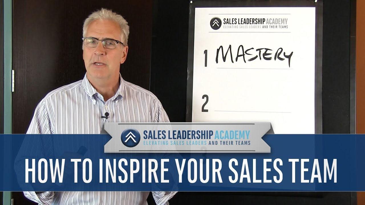 Sales Management Training: How to Inspire Your Sales Team
