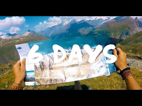 6 DAYS IN SWITZERLAND – Travel Film