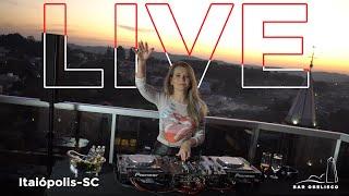 LIVE - Pôr do Sol para o Bar Obelisco - SP, direto de Itaiópolis / SC