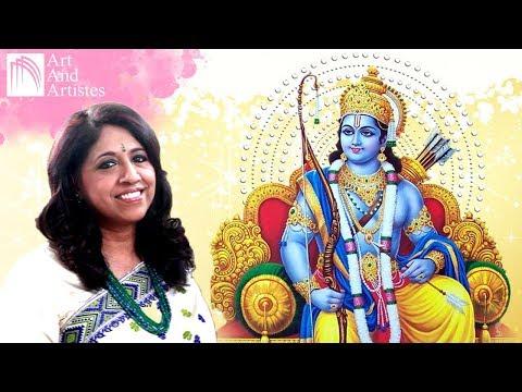 Shri Ramchandra Kripalu | Sanskrit Bhajan | Kavita Krishnamurthy | Idea Jalsa | Art and Artistes
