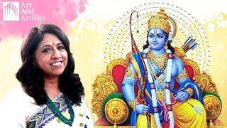 Kavita Krishnamurthy - Sanskrit Bhajan | Taal - Rupak | Idea Jalsa