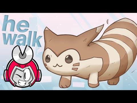 Pokémon Black & White ▸He walk (Furret) ▸ Dj CUTMAN Remix