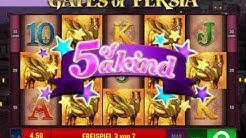 Gates of Persia online spielen - Bally Wulff / Merkur Spielothek