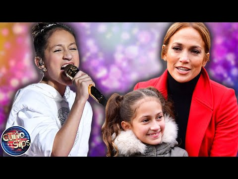 Jennifer Lopez's daughter is the new STAR!