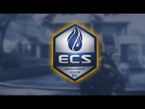 ECS: TRICKED VS Kinguin/SSoldiers VS FRAGSTERS EU Development League Day 4