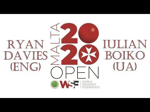 DRAMATIC DECIDER! Ryan Davies Vs Iulian Boiko WSF Junior Open 2020