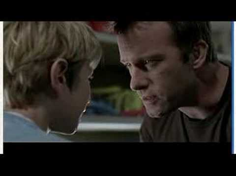 Nathan Gamble in The Mist