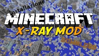 Minecraft 1.8.9: X-Ray Mod Tutorial (Download+Installation)