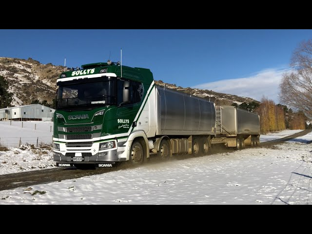 New Zealand Trucks Out and About | Ep. 4