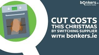 Cut costs this Christmas with bonkers.ie
