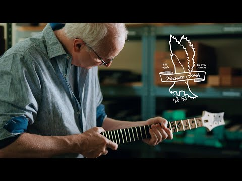 Inside Private Stock | Story and Factory Tour | PRS Guitars