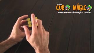 Dicas para Montar o Cubo Mágico Mais Rápido - Parte 2 de 6