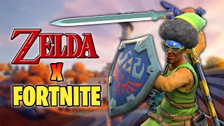 ZELDA X FORTNITE!