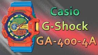 Яркие и необычные наручные часы Casio G-Shock GA-400-4A купить в Москве(Купить наручные часы Casio G-Shock GA-400-4A Вы можете здесь: http://mypush.ru/casio-g-shock-ga-400-4a.html Кварцевый хронограф. Индикато..., 2015-04-04T17:28:50.000Z)