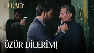 Yaman Özür Diledi! | Legacy 29. Bölüm (English & Spanish subs)