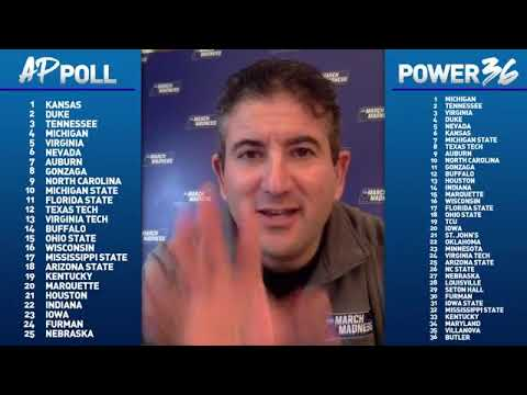New College Basketball Rankings Top 25 V Power 36 V Net For Dec 17