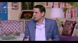 السفيرة عزيزة - د/ محمد حلمي - يوضح عدد البيض المسموح أكلة يوميا للاطفال