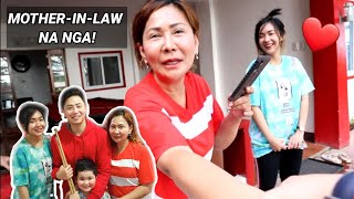 ANG MOTHER-IN-LAW NI JAI (JaiGa)